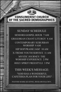 The Risk of Becoming a Consumerist Church
