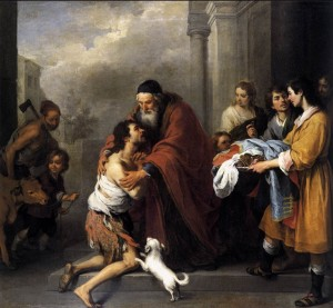 Journeying to the Cross: The Irrational Reunion