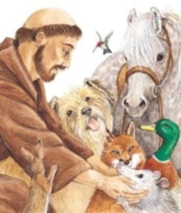 Liturgy for Blessing of the Animals Service