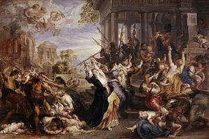 A Prayer for the Sunday After Christmas…Feast of Holy Innocents